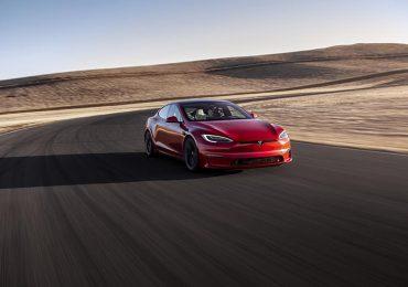 Tesla Model S Plaid — «найшвидший» електромобіль