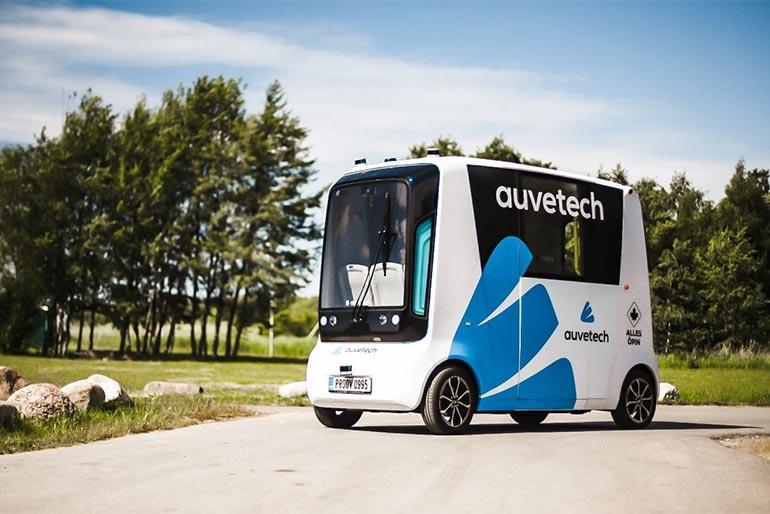 На дорогах Естонії з'являться безпілотні автомобілі на водневих паливних елементах
