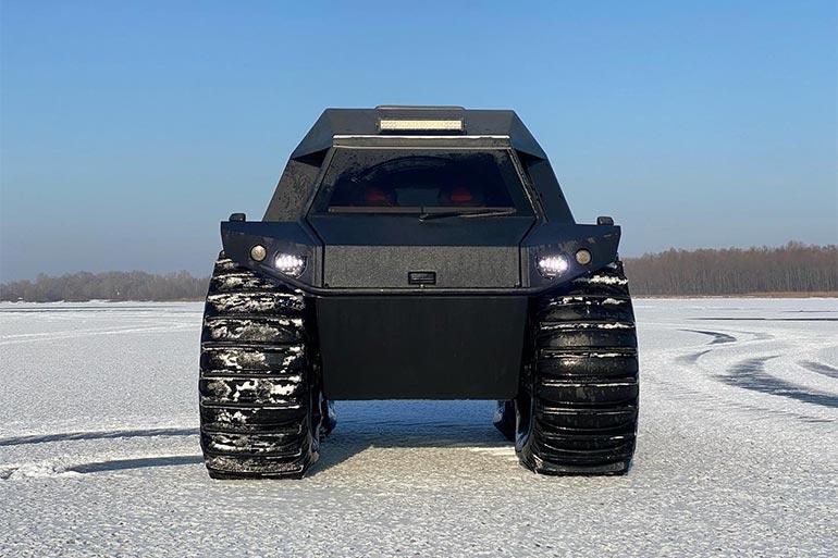 Український позашляховик NOMAD — новий представник в сегменті ATV