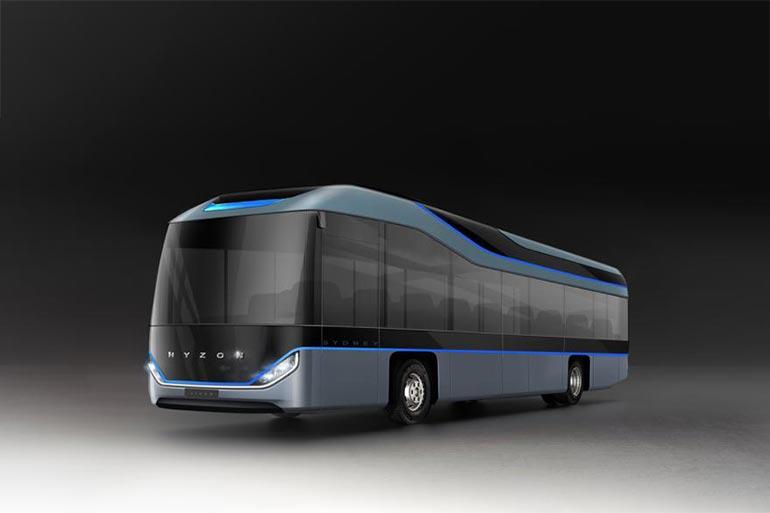 Перший у світі автобусний парк на водороді з'явиться в Австралії