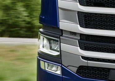SCANIA представить оновлену лінійку вантажних автомобілів