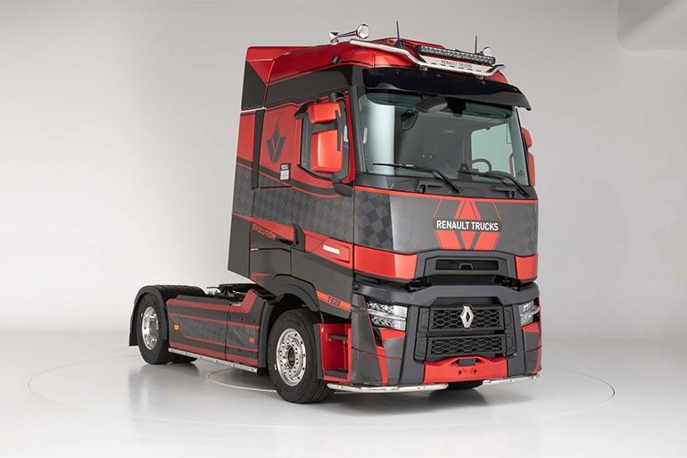 Оголошений переможець конкурсу дизайну Renault Trucks Evolution