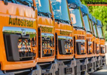 Група компаній «Автострада» збільшила свій парк техніки вдвічі з початку року