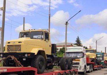 ПрАТ «АвтоКрАЗ» повідомив про відвантаження автомобілів до ЄС