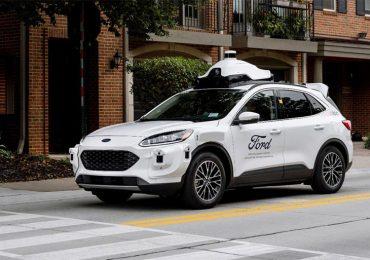 Ford запускає безпілотні таксі у двох містах США