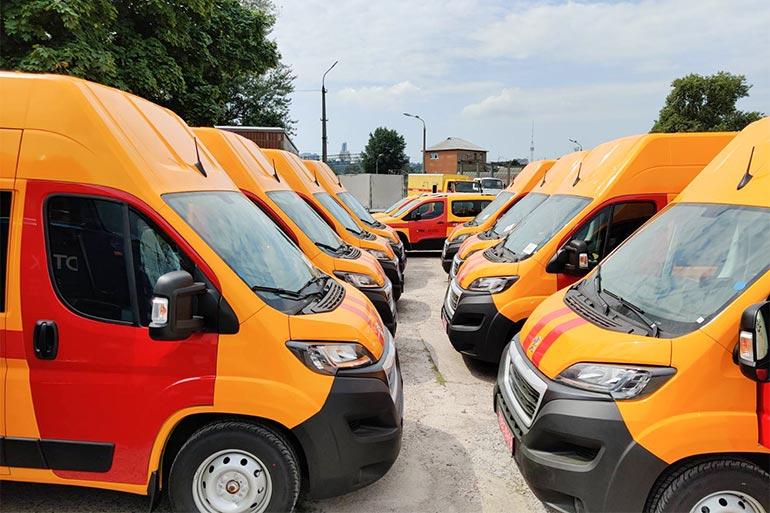 Компанія ДТЕК продовжує оновлювати власний автопарк