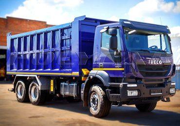 Polycar почав робити самоскидні кузови з високою вантажопідйомністю