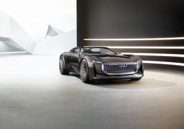 Audi skysphere — розкішний концепт від німецького виробника