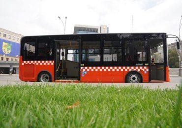 Нові турецькі автобуси KARSAN вийшли на маршрути у Харкові