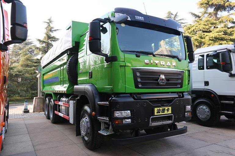 Міноборони України придбало китайські вантажівки