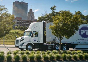 Volvo Trucks отримала найбільше замовлення на електровантажівки для Північної Америки