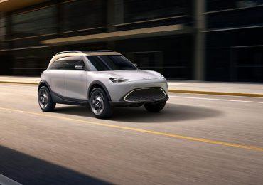 smart Concept #1 — перший представник нового покоління автомобілів бренду
