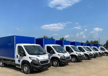 Укртелеком закупив 116 трансформованих автомобілів PEUGEOT
