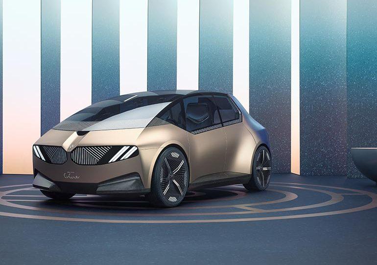 BMW i Vision Circular — новий концепт із перероблених матеріалів