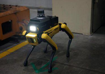 На заводі Kia (Hyundai) в Південній Кореї розпочато дослідну пілотну експлуатацію чотириногого сервісного робота-патрульного