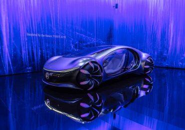 Управління інтерфейсом автомобіля силою думки стає реальністю, а Mercedes-Benz VISION AVTR стає ще більш інопланетним
