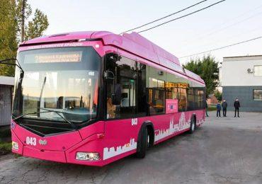 В Кременчуці тролейбус на автономному ходу буде ходити до ближніх сіл