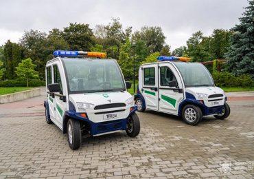 У Тернополі сучасні електромобілі на службі у працівників муніципальної інспекції