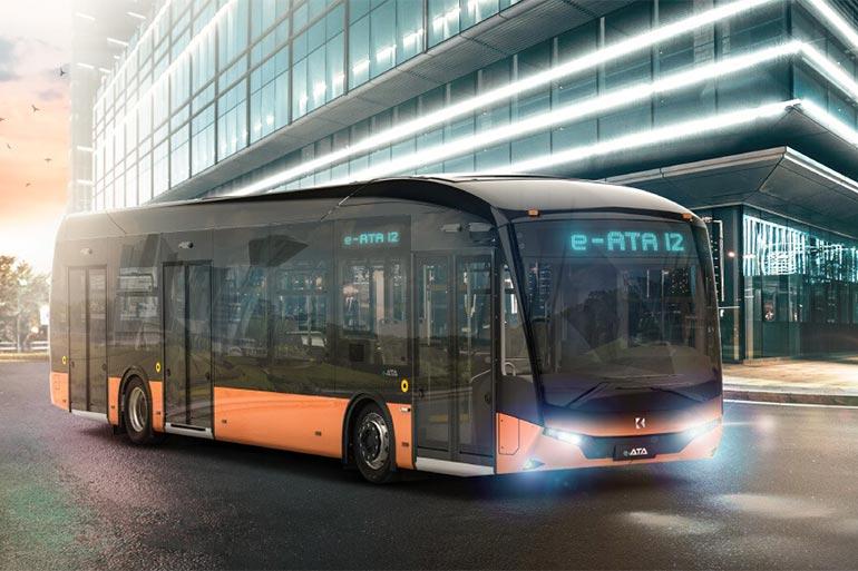 Karsan презентував новинку: сімейство електричних автобусів e-ATA довжиною 10, 12 і 18 метрів