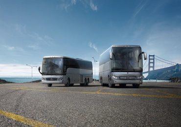 Відбулася світова прем'єра нового міжміського автобуса Mercedes-Benz Tourrider