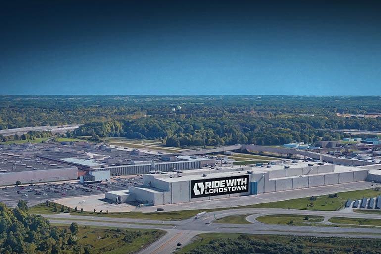 Foxconn купляє складальний завод стартапу Lordstown Motors Corp для виробництва електропікапа Lordstown Endurance
