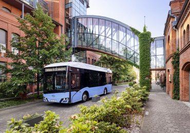 Запущено електричний Urbino 9 LE — нову модель в сімействі електробусів Solaris