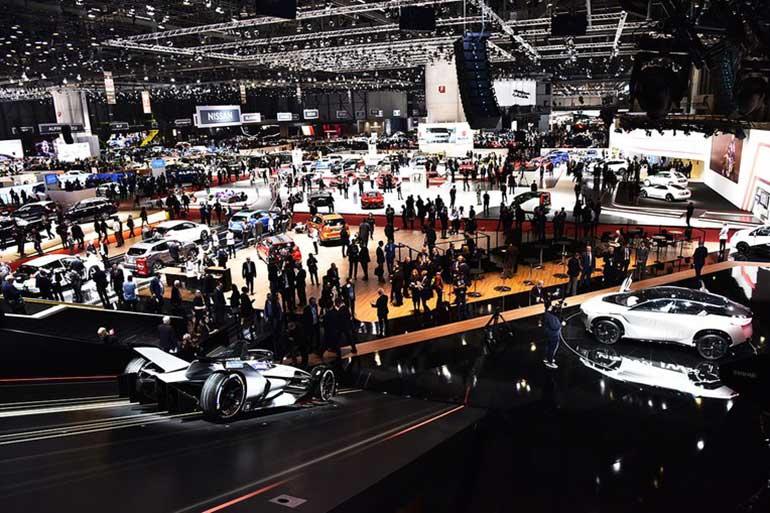 Женевський міжнародний автосалон 2022 переносять на 2023 рік у зв'язку з пандемією COVID-19
