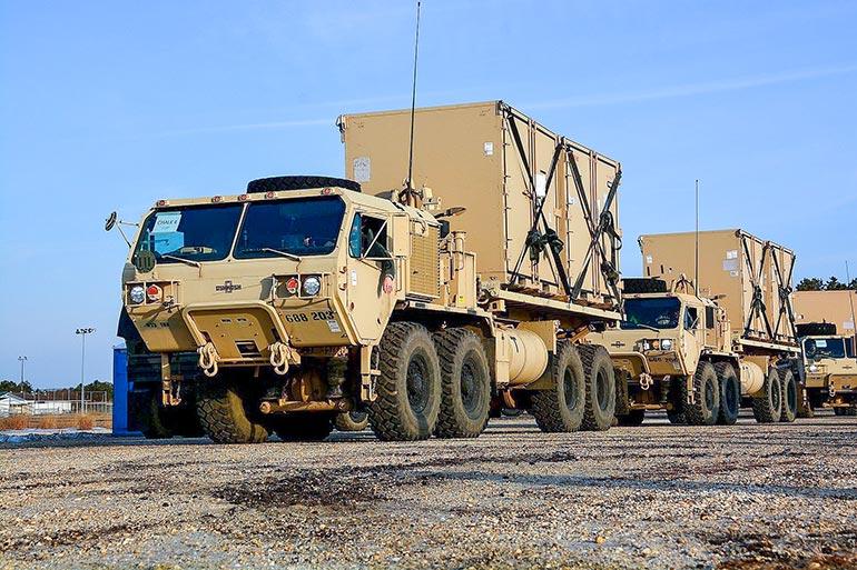 Вперше в своїй історії малазійська армія буде експлуатувати вантажівки HEMTT