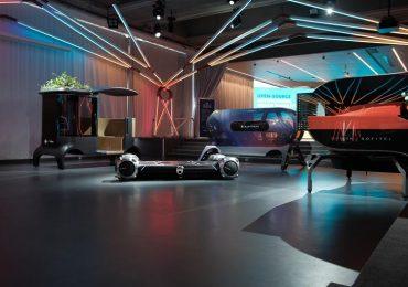 Citroen представив своє бачення транспорту майбутнього