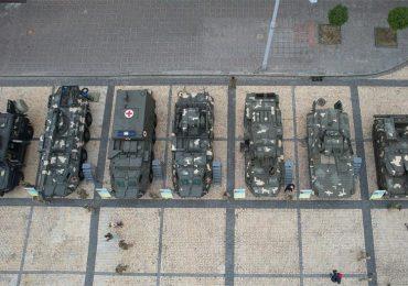 Що показали на виставці озброєння та військової техніки у Києві