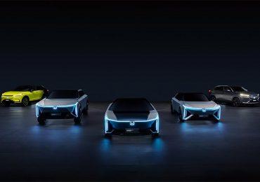 Honda провела світову прем'єру нових моделей електромобілів