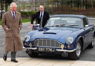 Напрочуд екологічно: принц Чарльз заявив, що його Aston Martin працює на «надлишках англійського білого вина і сироватки»