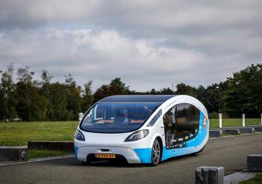Автомобіль для життя: команда Solar Team з Ейндховенського технологічного університету представила будинок на колесах із живленням на сонячних батареях