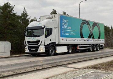У Швеції електромобілі мають змогу підзаряджатися, рухаючись міжміським шосе з бездротовою зарядкою